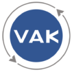VAK Construction Engineering logo