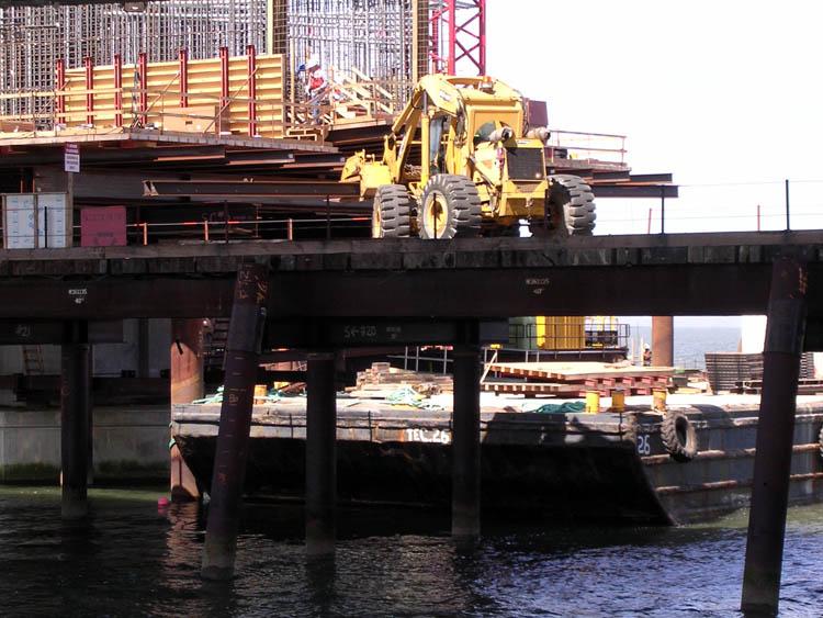 Skyway Crane Trestle
