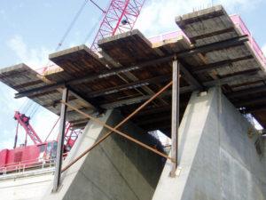 Wanapum Dam Fish Bypass Work Platform