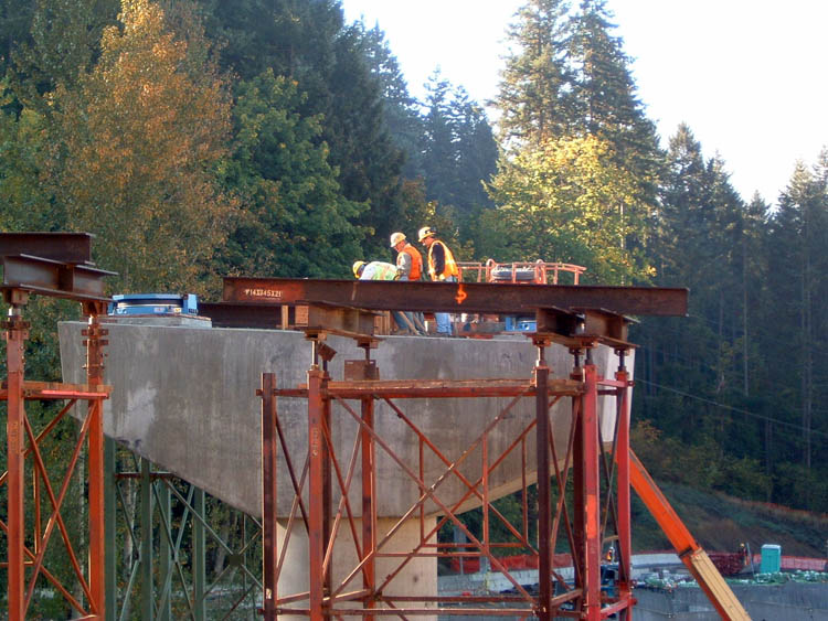 Falsework Survey